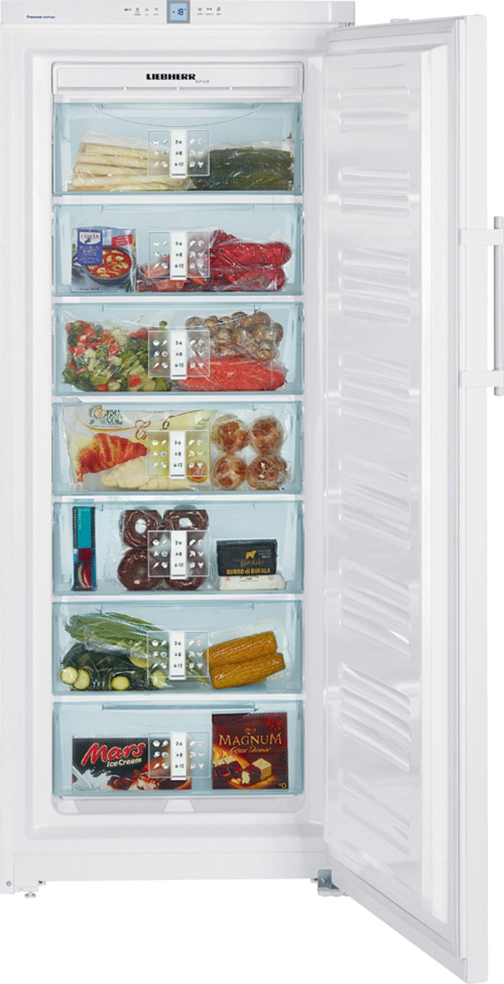 liebherr gnp 3666 20 001 frys fritst ende fryssk p endast. Black Bedroom Furniture Sets. Home Design Ideas