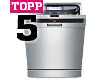 Topp 5 diskmaskiner