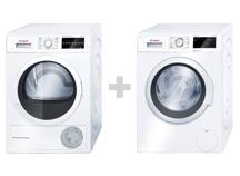 Tvätt och tork paketerbjudanden