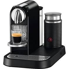 Nespresso D121 Black Kapselmaskin