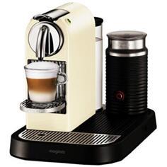 Nespresso CitiZ & Milk D121CW Kapselmaskin