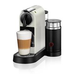 Nespresso Citiz & Milk White Kapselmaskin