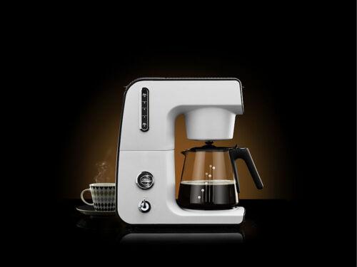 OBH Kaffemaskine Legacy Hvid. 6 st i lager