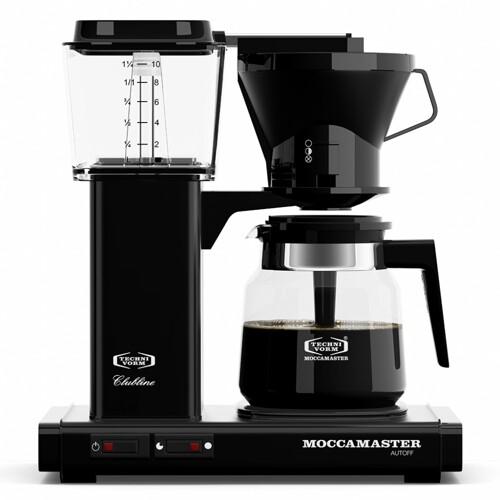 Moccamaster KB952 BLACK. 10 st i lager