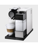 Nespresso Lattissima Touch Glam White